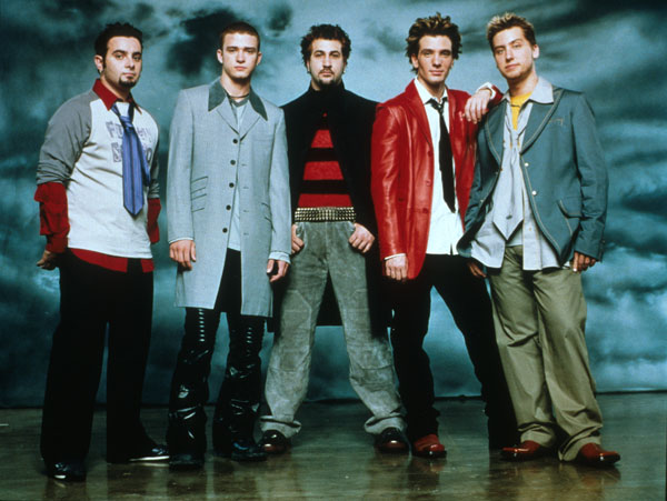 This is just a pic of *NSYNC